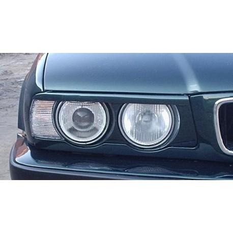 Реснички на фары Andelit для BMW E34