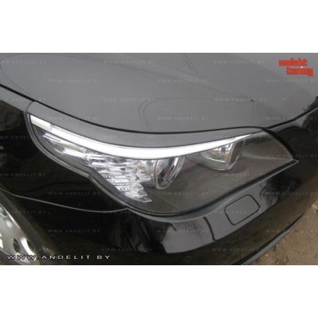 Реснички на фары Andelit для BMW E60 (2003-2010 г.в.)