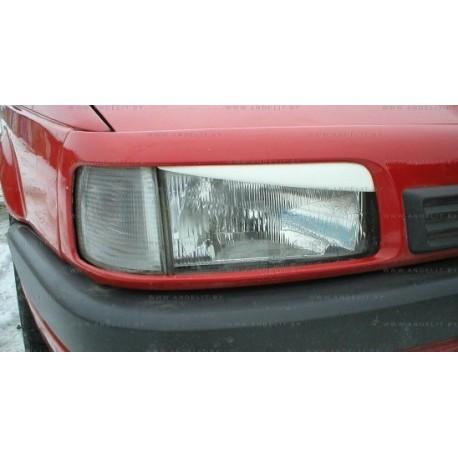 Реснички на фары Andelit для VW PASSAT B3 (1988-1993)