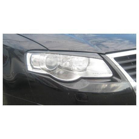 Реснички на фары Andelit для VW PASSAT B6 (2005-2010)