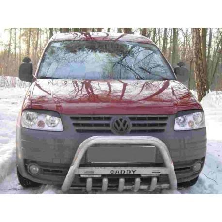 Реснички на фары ДЕЛЬТА для VW CADDY III (2003-2010)