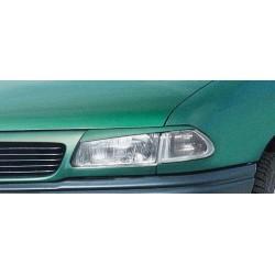 Реснички на фары Andelit для OPEL Astra F (1991-1998 г.в.) (реснички)