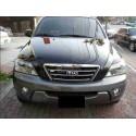 """Реснички на фары KIA SORENTO I (2002-2009,кузов BL) """"CARLSTEELMAN"""""""