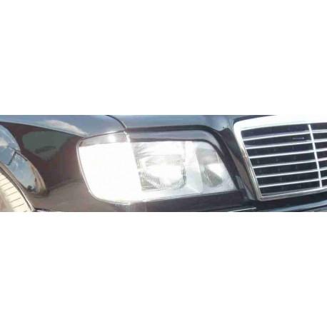 "Реснички на фары MERCEDES E-class (1984-1995,кузов W124) ""ANDELIT"""
