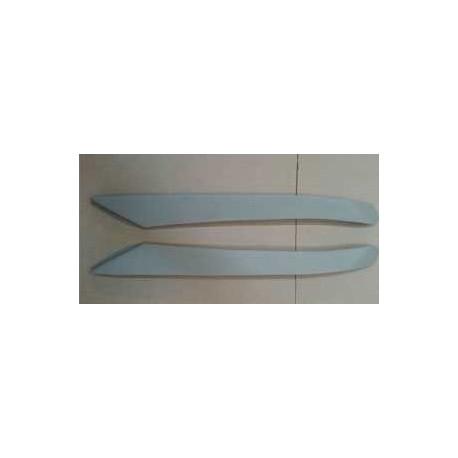 """Реснички на фары MAZDA CX-9 (2007-2012,2012-) """"CARLSTEELMAN"""""""