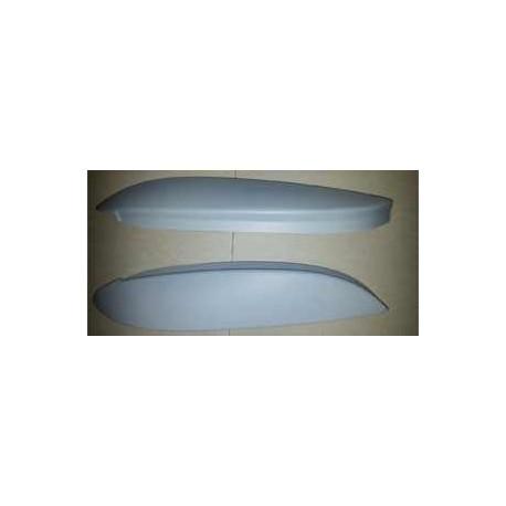 "Реснички на фары SUZUKI SWIFT II (2000-2004) ""CARLSTEELMAN"""