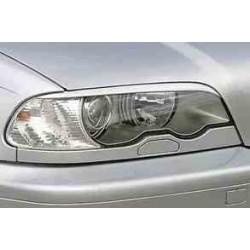 "Реснички на фары BMW 3-E46 (1998-2001) ""CARLSTEELMAN"""