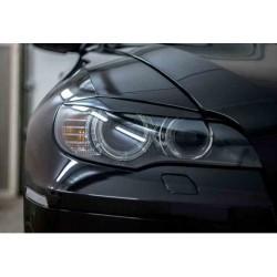 Реснички на фары ABC на BMW E71 (X6)