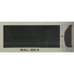 Молдинг автомобильный SAL/20 (30х11 мм.)(цена за 1 метр)