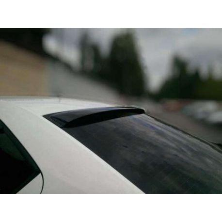 Козырек заднего стекла на Skoda Octavia А7 2013 г.