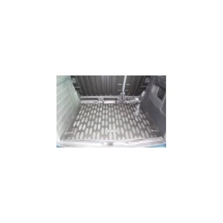 Коврик в багажник Aileron на Citroen Berlingo (2008-, 2012-)/Peugeot Partner (2 створки)