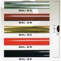 Молдинг автомобильный SAL/9 (12х4 мм.)(цена за 1 метр)