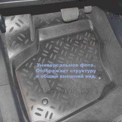 Коврики в салон Aileron на Fiat Doblo Cargo (00-05, 07- Елабуга) (передние)