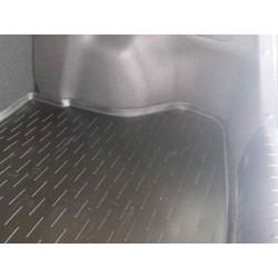 Коврик в багажник Aileron на Hyundai Solaris/ ACCENT II (2017-) (SD)
